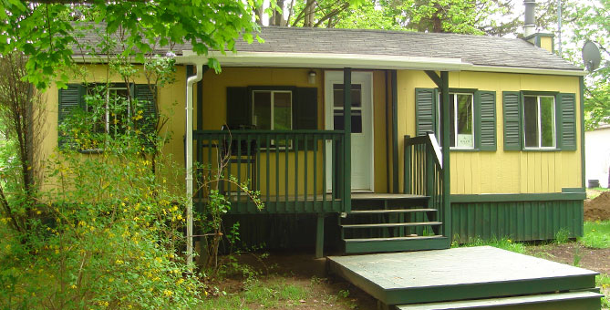 More details about chalet rental - Accommodations at Camping Nature Plein Air