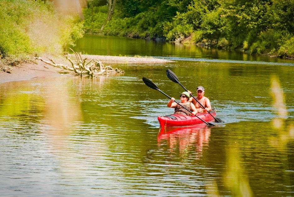 En savoir plus sur l'activité de kayak de jour à la Station O'KATAVENTURES - station O'Kataventures