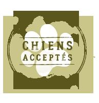 Chiens acceptés - station O'Kataventures