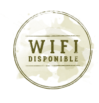 Wi-Fi disponible - Station O